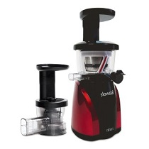 Entsafter Test mit Tribest Slow Juicer SW 2000